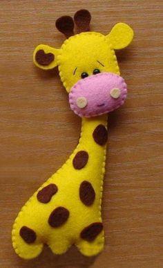 7 felt toys to make for baby