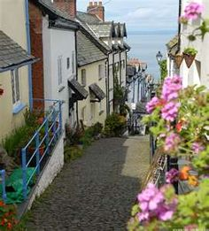 I loved going to Clovelly.  Such a sweet seaside village