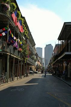 New Orleans French Quarter Copyright: janlovespix