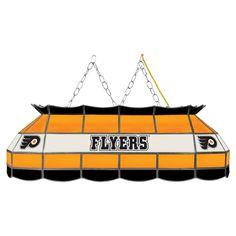 NHL Philadelphia Flyers 40 Inch Handmade Tiffany Style Lamp