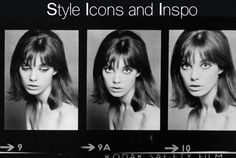 Style Icons and Inspo