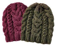 Mützen stricken kann man im Winter gar nicht genug: Die schönsten Anleitungen aus der BRIGITTE zum Selbermachen - für Erwachsene und Kinder.