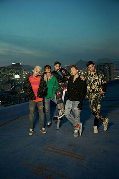 A to Z wallpaper bigbang Daesung, T.o.p Bigbang, Bigbang Members, Bigbang G Dragon, Choi Seung Hyun, 2ne1, Yg Entertainment, K Pop, Bigbang Wallpapers
