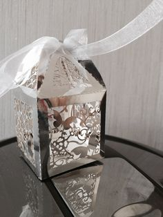 100pcs Free Shipping Laser Cut Wedding Boxes,Chocolate Packaging boxes,Wedding Favor Boxes with ribbon,Birthday Party Gift Boxes,Candy Boxes by Kdecoration on Etsy