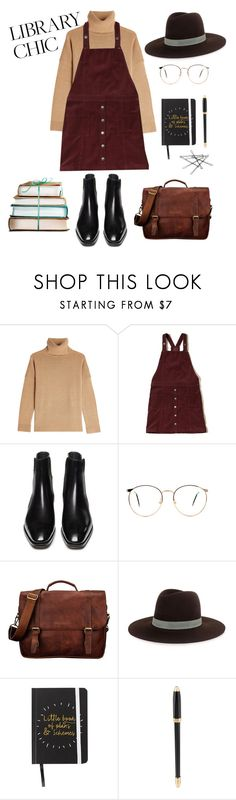 """""""Untitled #9"""" by polinamir ❤ liked on Polyvore featuring The Kooples, Hollister Co., Janessa Leone and Louis Vuitton"""
