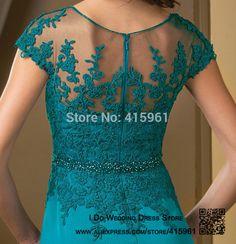 Vestido mae da noiva Hunter Elegant V Neck Lace Mother of the Bride Dresses Plus Size Chiffon Evening Pants Cap Sleeve M2194