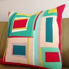 pillow top #curvesworkshopsample from sewkatiedid