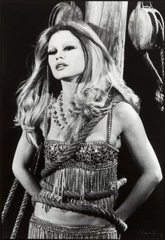 Brigitte Bardot by Leonard de Raemy