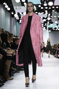 Dior Ready To Wear Fall Winter 2014 Paris - NOWFASHION
