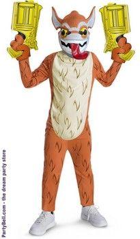 Skylanders Spyro's Adventure -Trigger Happy Deluxe Child Costume  $25.44