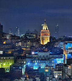 İyi geceler istanbul iyi geceler Türkiye