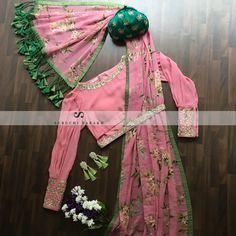 20 Latest Suruchi Parakh Lehengas For Budget Brides - Saree Blouse Patterns, Sari Blouse Designs, Lehenga Blouse, Fancy Blouse Designs, Lehnga Dress, Lehenga Designs, Dress Designs, Lehenga Choli, Full Sleeves Blouse Designs