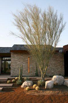 Gorgeous 25 Modern Front Yard Landscaping Ideas https://homeylife.com/25-modern-front-yard-landscaping-ideas/ #modernyardfront