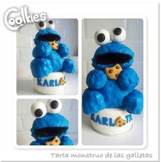 Triki, el monstruo de las galletas.
