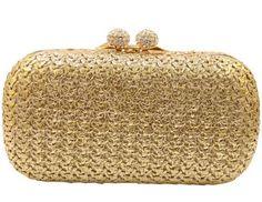 Senhoras de Palha Feitos À Mão Tecido Embreagem Das Mulheres Do Vintage da Noite Saco de Noiva Bolsas De Casamento Jantar Carteira Ouro bolsas mujer XA993B em Bolsas para noite de Bagagem & Bags no AliExpress.com | Alibaba Group