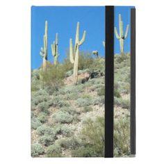 Saguaro Cactus iPad Mini case