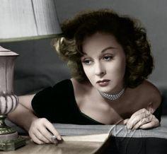 Susan Hayward Photo:  classy