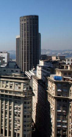 O Globo - Os cinco maiores arranha-céus do Rio