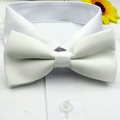 Simple Hot Sale Pure Color Bow Tie For Men #shoes, #jewelry, #women, #men, #hats, #watches, #belts