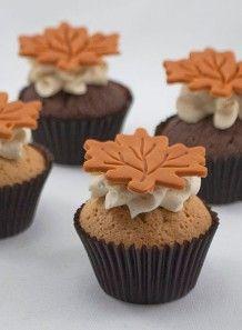 Mapple Cupcake