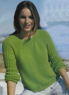 Зеленый пуловер. Обсуждение на LiveInternet - Российский Сервис Онлайн-Дневников