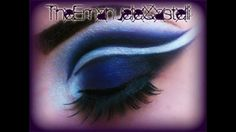"""Purple and Glitter - Make Up Tutorial (Recreation of """"StaceyMakeup""""s look)"""
