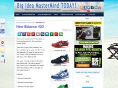 New Balance 420 http://www.bigideamastermindtoday.com/new-balance-420/