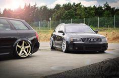 Audi Duo - CV3-R / CVT