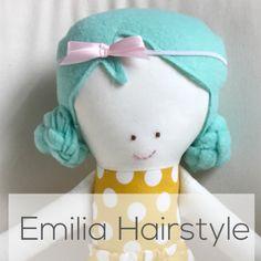 Custom dolls, customized to match your child! #handmadeisbetter #dolls #customdolls #dollmaker #fabricdolls #softdolls #heirloomdolls #dollshop #handmadewithlove #handmadetoys #pretend #pretendplay #plushdoll