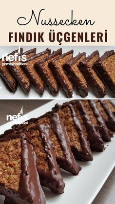 Nussecken (Fındık Üçgenleri) - Nefis Yemek Tarifleri