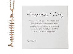 Whimsical Fishbone Necklace | Gold Satin Movable Mid-length | SPUNKYsoul Collection SPUNKYsoul http://www.amazon.com/dp/B0163QBF9O/ref=cm_sw_r_pi_dp_f14uwb0YSXRR5