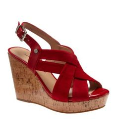 Antonio Melani Alicia Slingback Wedge Sandals | Dillards.com