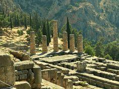 Atenas ruinas