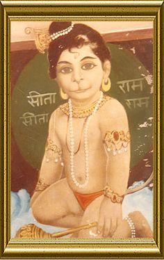 Hanuman is the son of Anjana who was cursed to born on earth. Indian Baby Names, King Ravana, Hanuman Chalisa, Shiva Shakti, God Pictures, Hindus, Hindu Art, Indian Gods, Previous Life