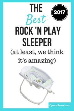 This thing was a miracle for getting our baby to sleep.  No doubt the best rock 'n play sleeper.