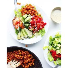 ... Chickpea & Tomato Salad | Recipe | End of, Tomato salad and Picnics