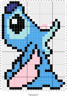 Stitch Fiddle is an online crochet, knitting and cross stitch pattern maker. Easy Perler Bead Patterns, Fuse Bead Patterns, Perler Bead Templates, Diy Perler Beads, Perler Bead Art, Easy Pixel Art, Pixel Art Grid, Graph Paper Drawings, Graph Paper Art