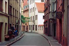 Augsburg, Germany ...
