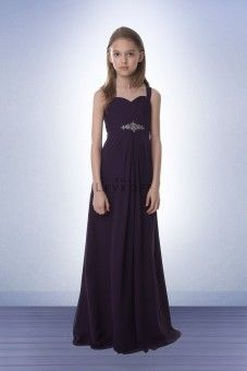 Bill Levkoff Junior Bridesmaid style 77902 Blue Bridesmaid Dresses fff2c0609981