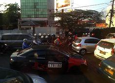 Comment se rendre de Jakarta à Yogyakarta ?