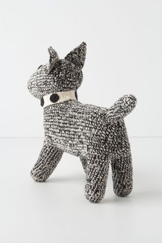 Dot-Collared Terrier - Anthropologie.com