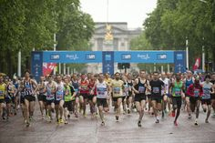 Ready, set...go! The Bupa Westminster Mile will take place this Sunday 24th May.  #WestminsterMile #Running #MayBankHoliday #ThisGirlCan