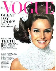 VOGUE US October 15, 1967 Jennifer O'Neill