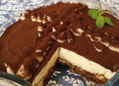 Tiramisu (Kedi Dili İle Aşama Aşama) Pasta Cake, Tiramisu, Mousse Cake, Bakery, Cheesecake, Food And Drink, Ethnic Recipes, Desserts, Yummy Yummy