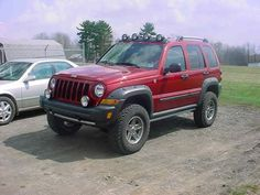 lifted jeep liberty pictures - Bing Images