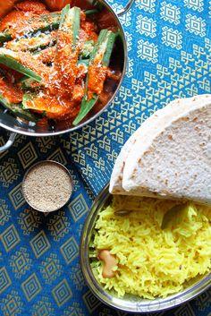Shahi Paneer Stuffed Okra   K.O Rasoi