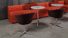 Lounge furniture for one of our many collaborative spaces | Await Lounge | Coalesse