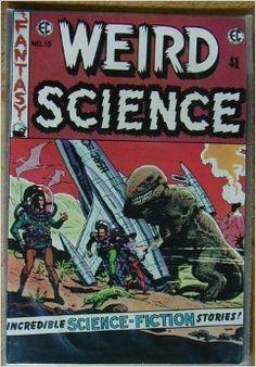 Weird Science No. 15 Fantasy EC Classic Reprint No. 2 (Incredible ...
