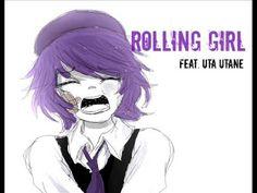 【デフォ子/Defoko】ローリンガール/Rolling Girl【UTAUカバー】