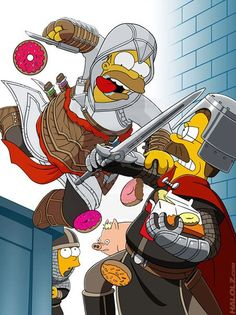 Assassin's creed simpson